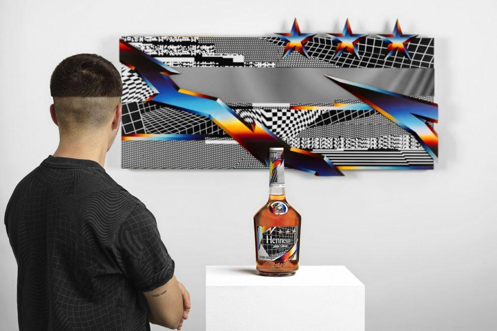 Hennessy Very Special Édition Limitée par Felipe Pantone