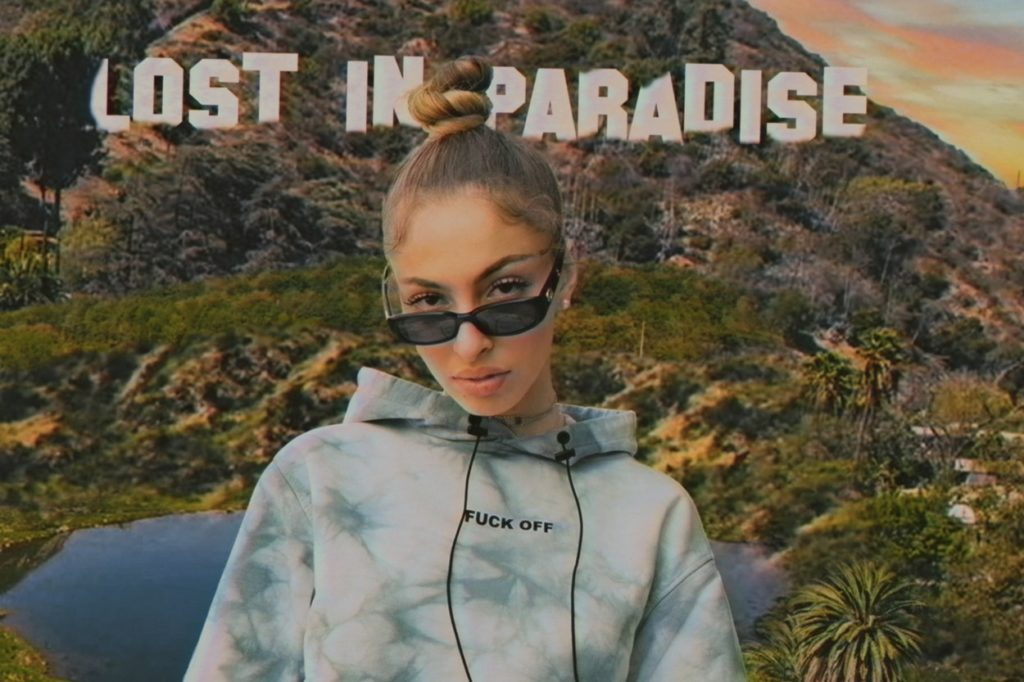 """Collection Human With Attitude """"Lost in Paradise"""" (1er Drop)"""
