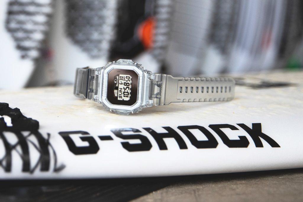 Modèle signature Kanoa Igarashi x G-Shock G-LIDE GLX-5600KI-7