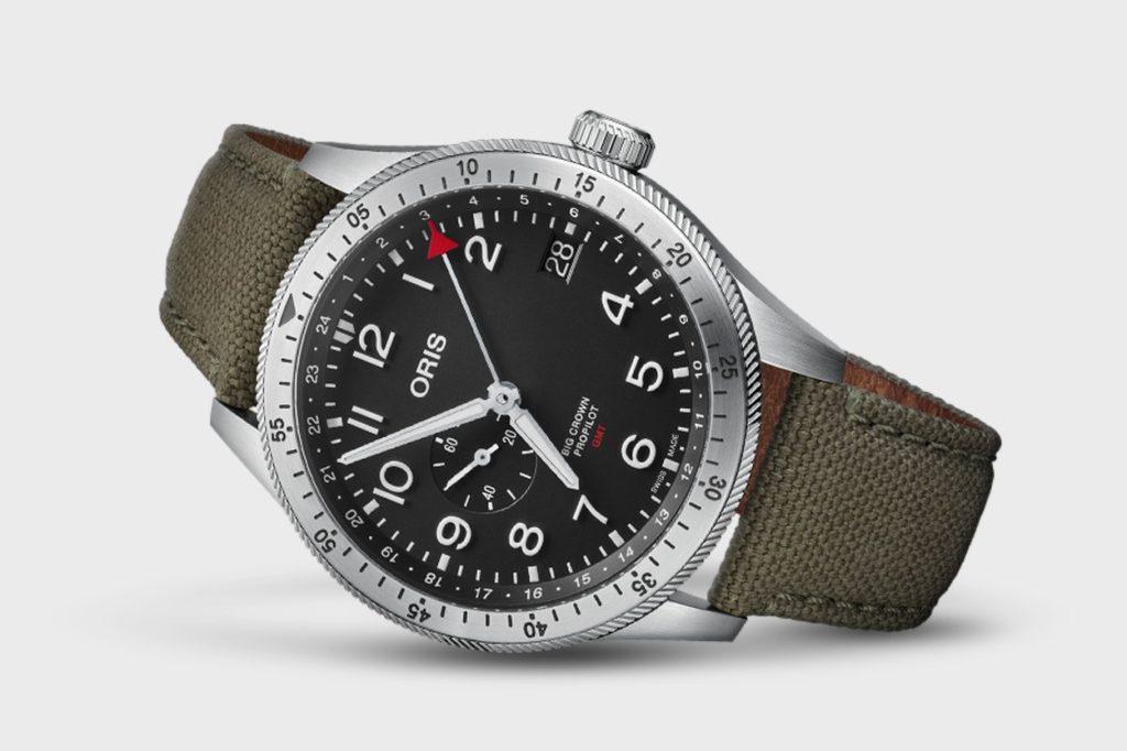 Oris présente la nouvelle Big Crown ProPilot Timer GMT