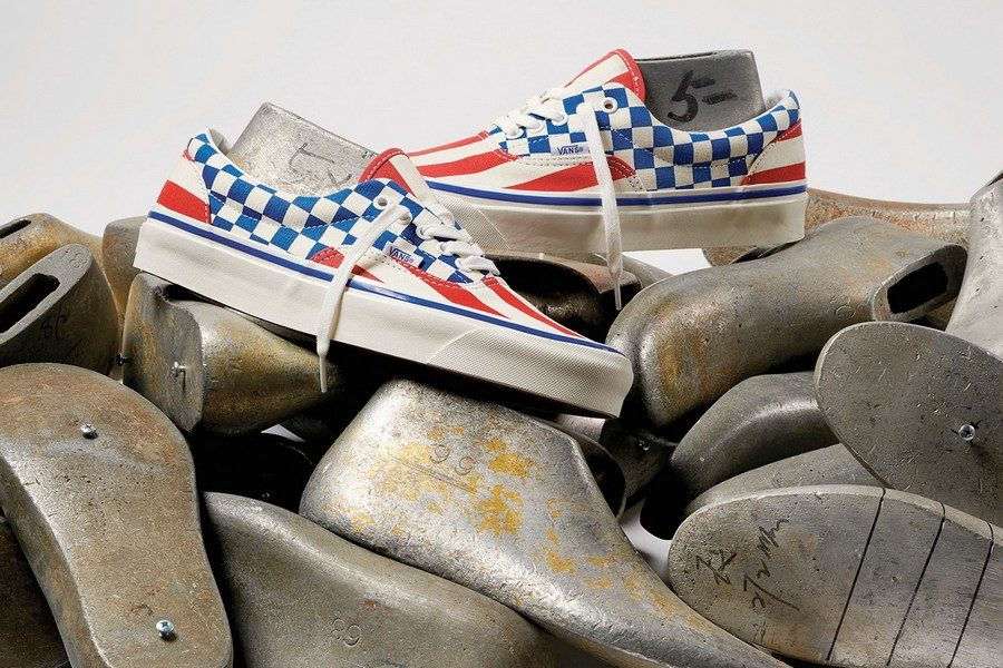 Collection Vans Anaheim Factory PrintempsÉté 2019 | Viacomit