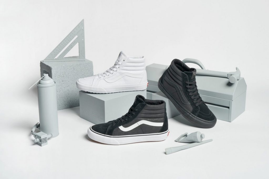Collection Vans Made for the Makers 2.0