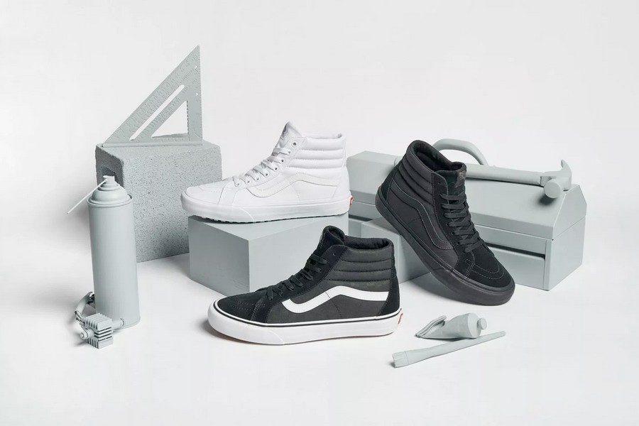 Vans présente la nouvelle collection Made for the Makers 2.0
