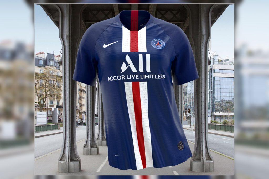 Le PSG dévoile son nouveau maillot domicile 2019-2020