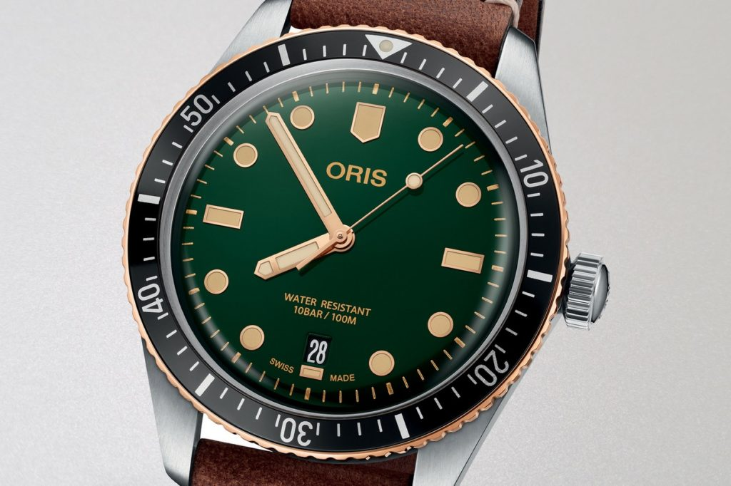 Montres Oris Divers Sixty-Five