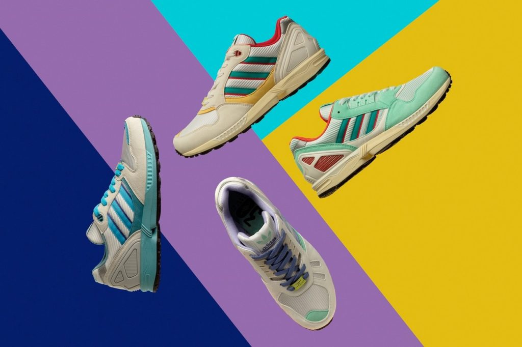 "adidas Originals présente la série OG ZX ""30 Years of Torsion"""