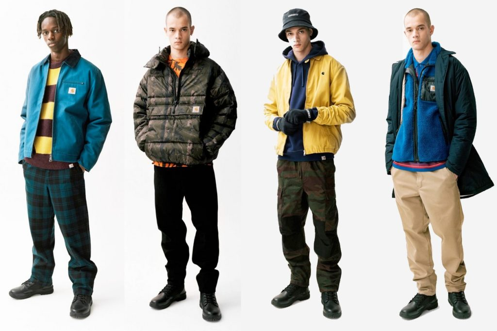 Carhartt WIP Automne/Hiver 2019