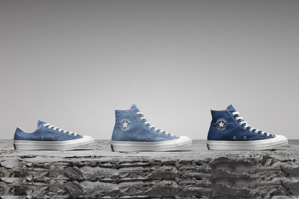 "Collection Converse Chuck All Star 70's Renew ""Denim"""
