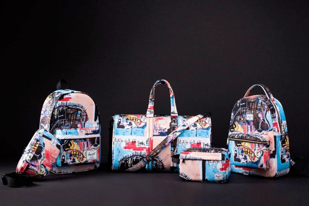 Herschel Supply x Jean-Michel Basquiat