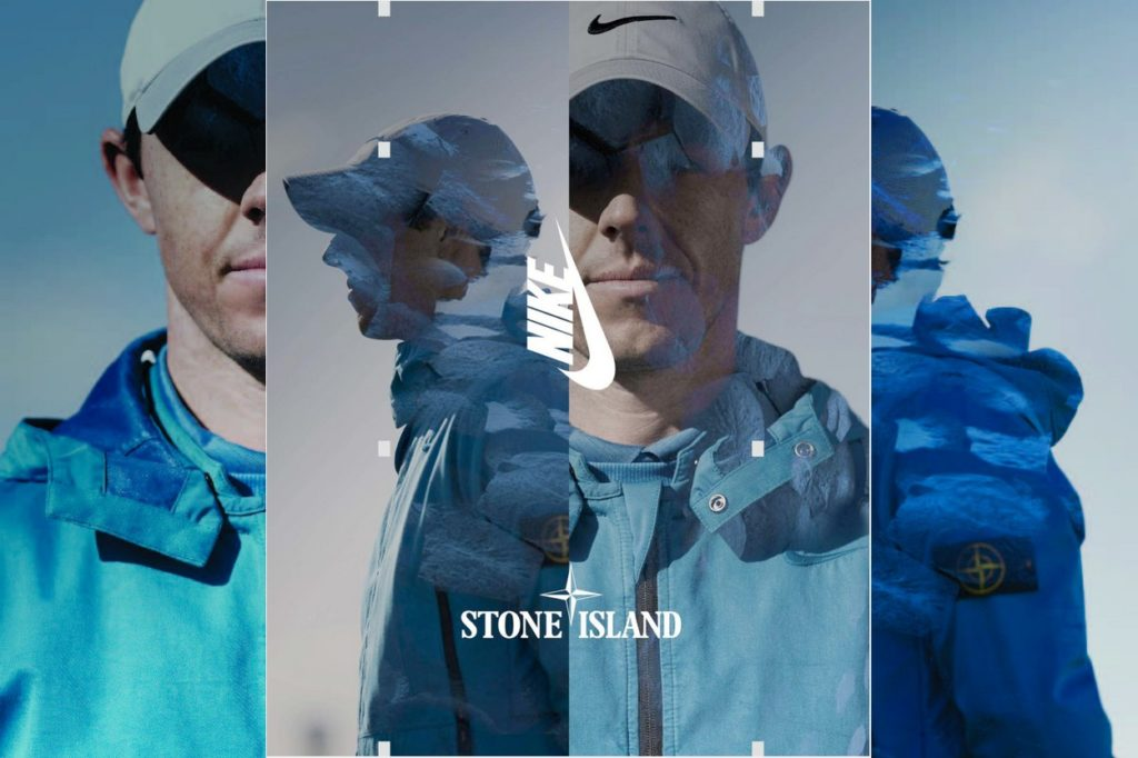 Collection Stone Island x Nike Golf