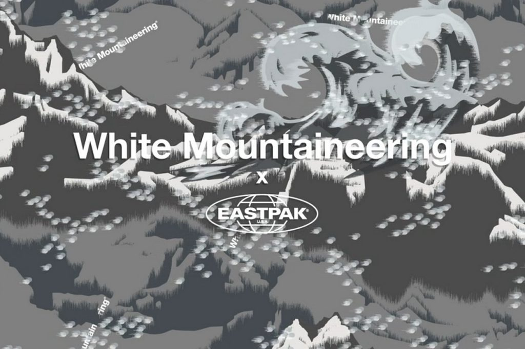 Eastpak x White Mountaineering Automne/Hiver 2019-20