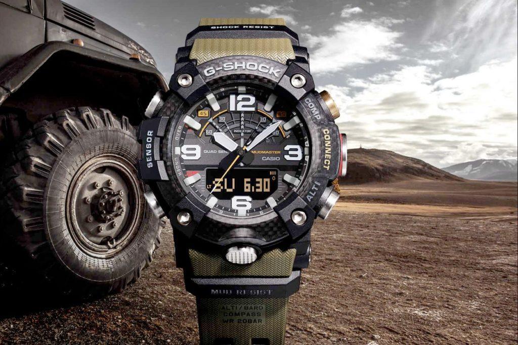 G-Shock lance sa nouvelle Mudmaster : la GG-B100