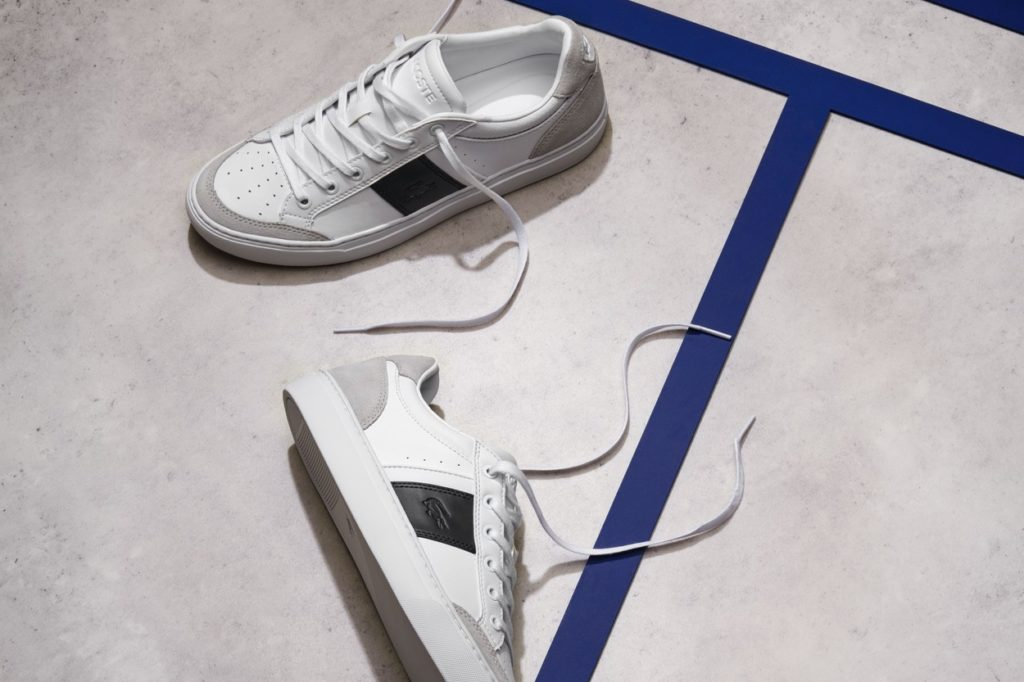 Sneaker LACOSTE Courtline Automne/Hiver 2019