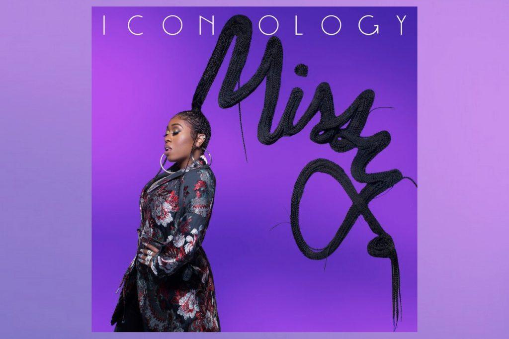 "Missy Elliott ""Iconology"" EP"