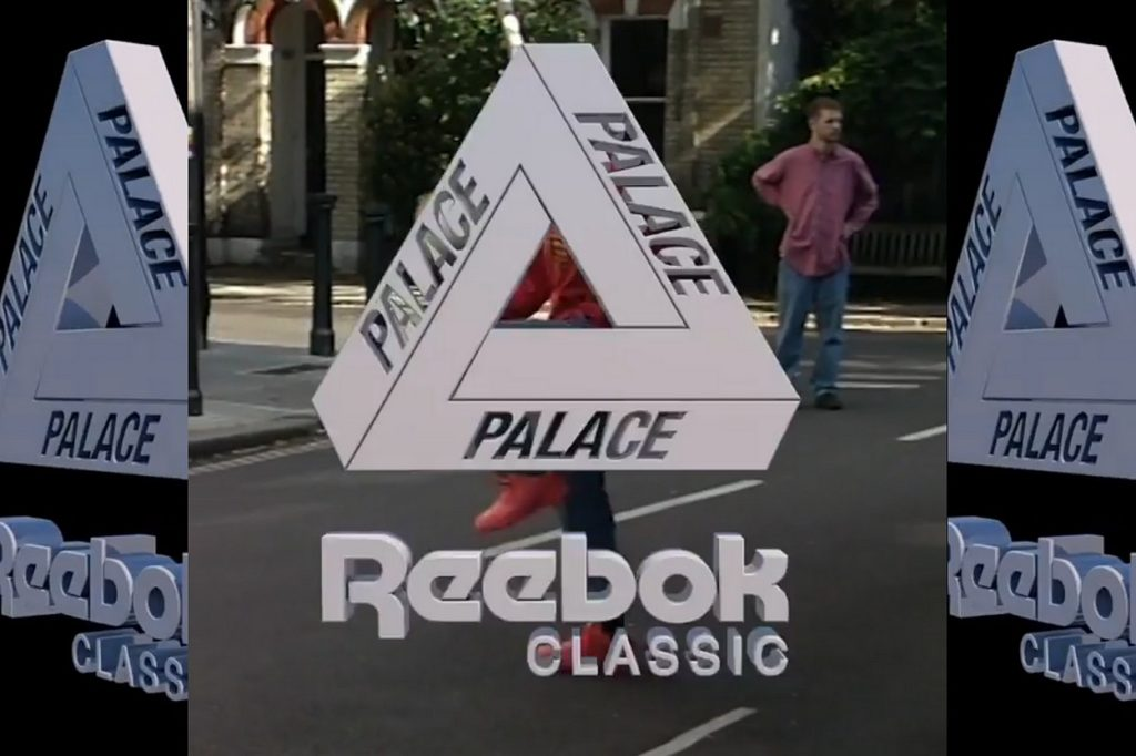 Palace x Reebok Classic Pro Workout Low