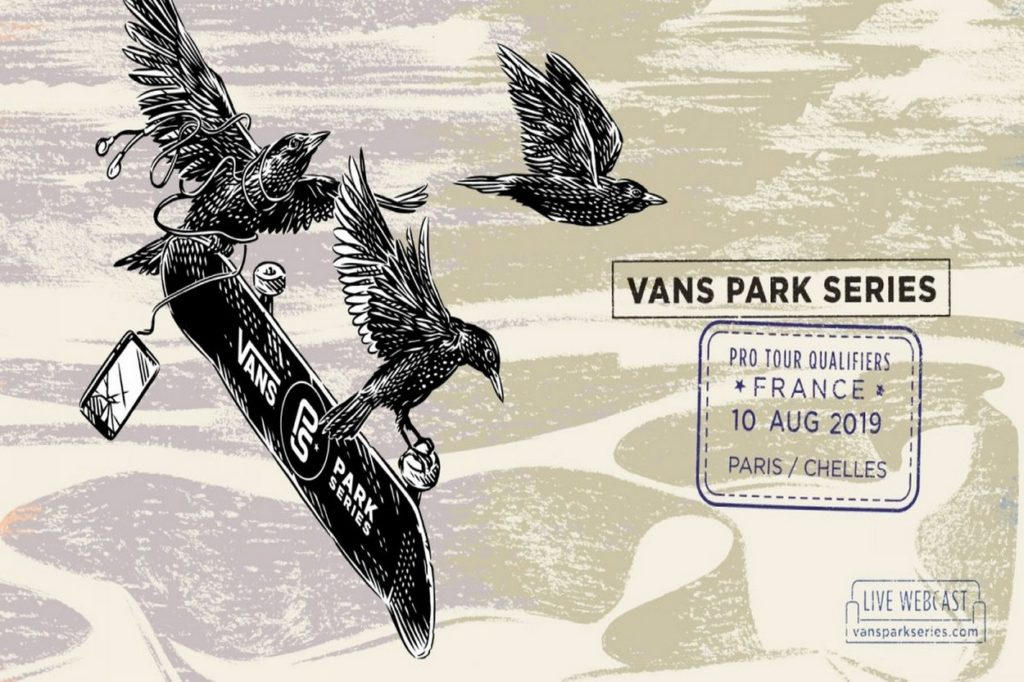 Vans Park Series Paris 2019