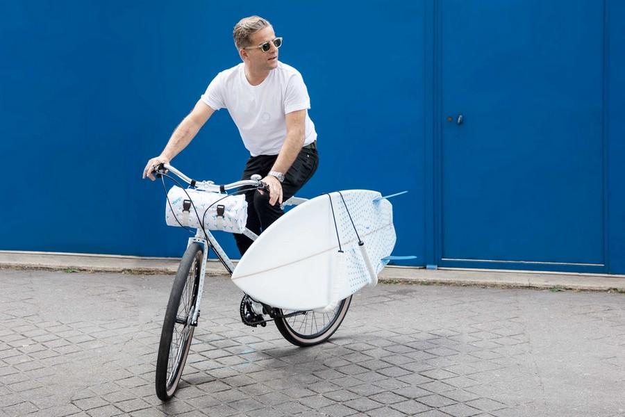 Pelago collabore avec Yorgo&Co et dévoilent un nouveau concept de Bike'n'Board