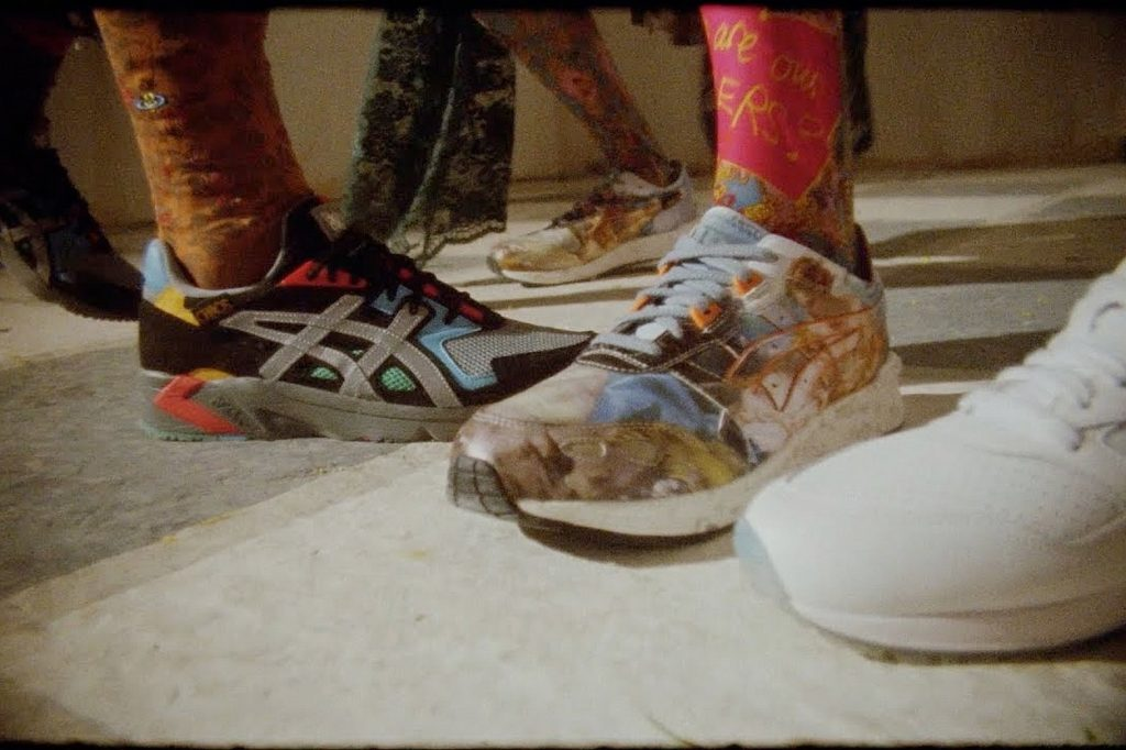 Seconde collaboration Vivienne Westwood x ASICS
