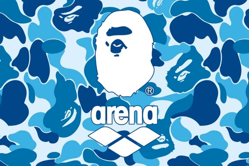 BAPE x Arena