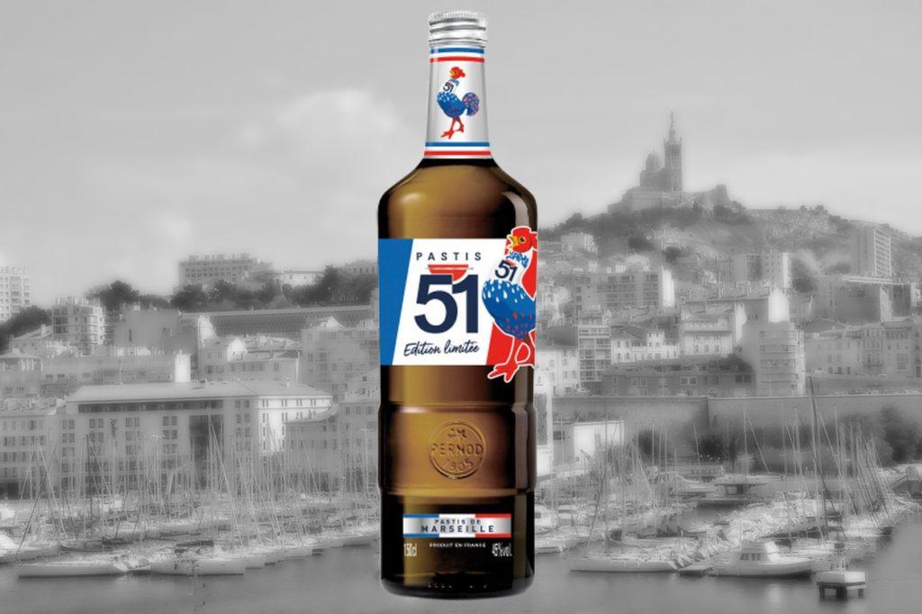 Édition limitée Pastis 51 x Cédric Soulette