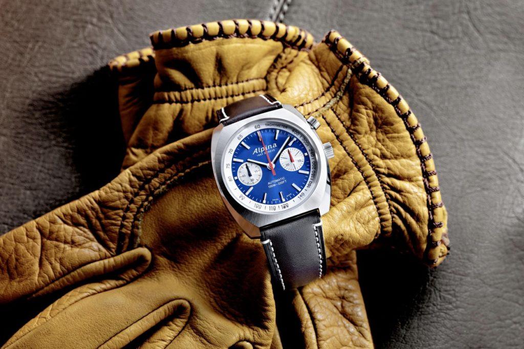 Montre Alpina Startimer Pilot Heritage Chronographe