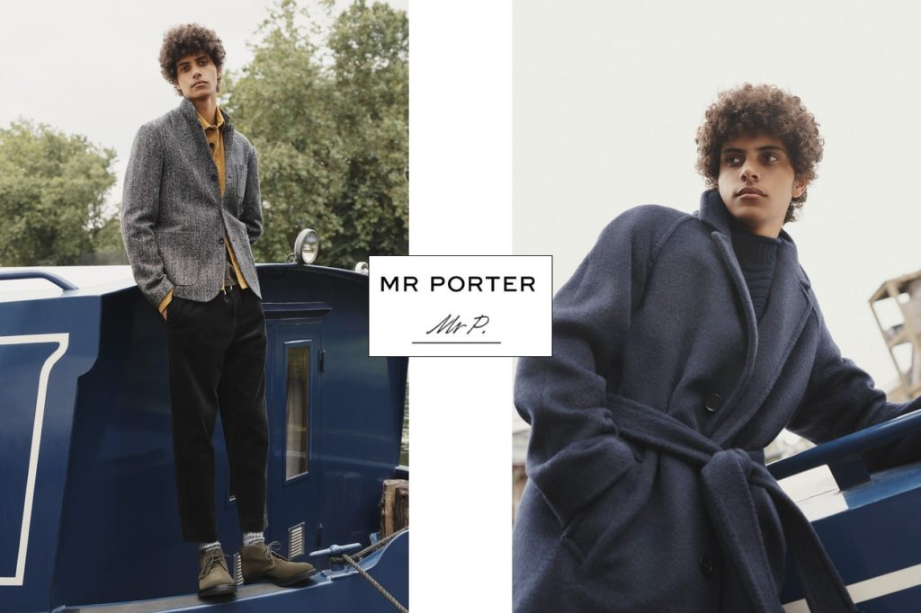 Collection capsule Mr P. Automne/Hiver 2019