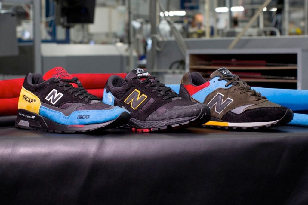 "Pack New Balance Made In UK ""Urban Peak"""