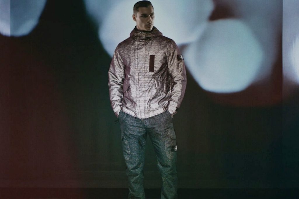 Collection Stone Island Reflective Weave RIPSTOP-TC Automne/Hiver 2019