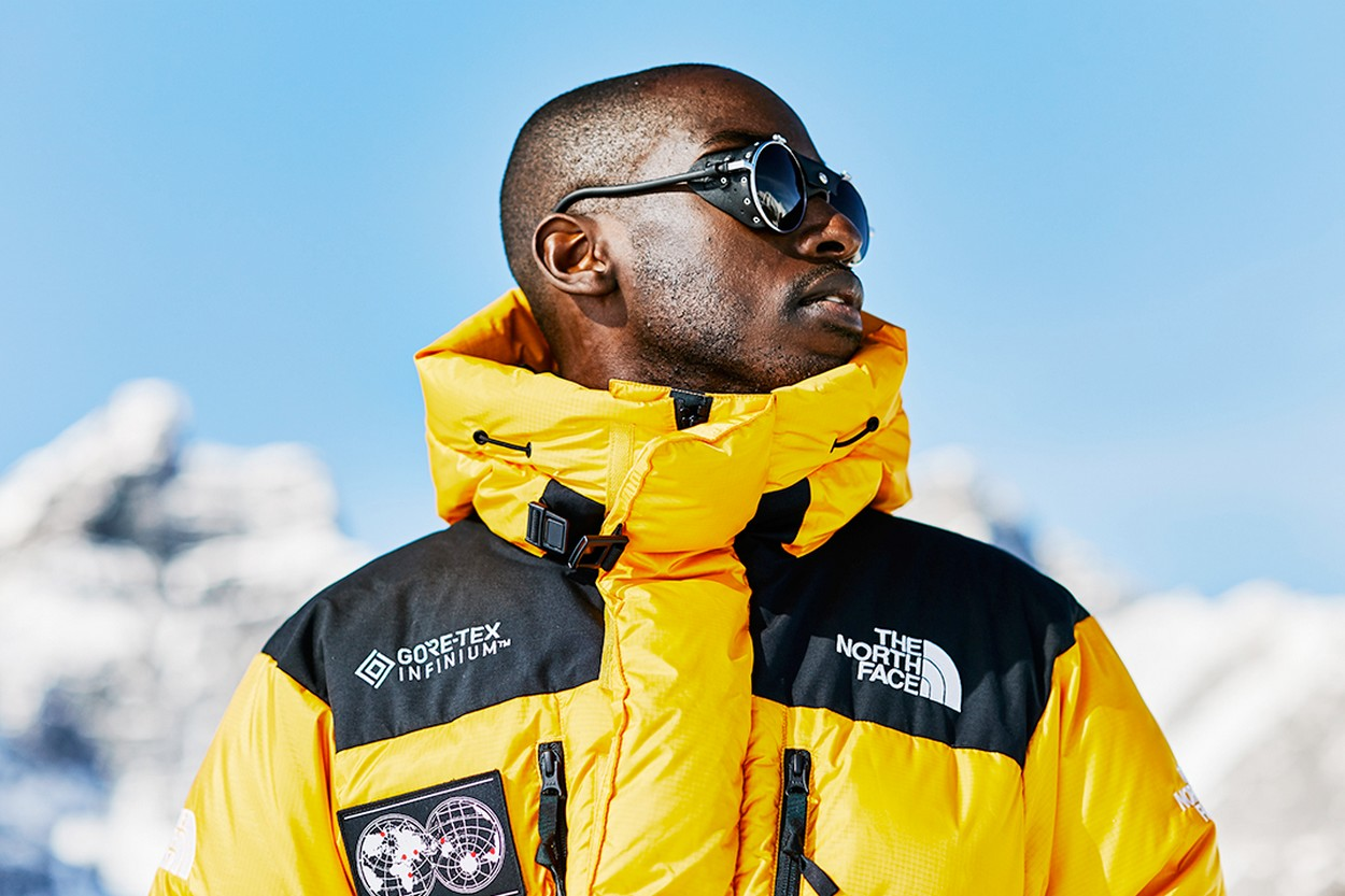Collection The North Face 7 Summits