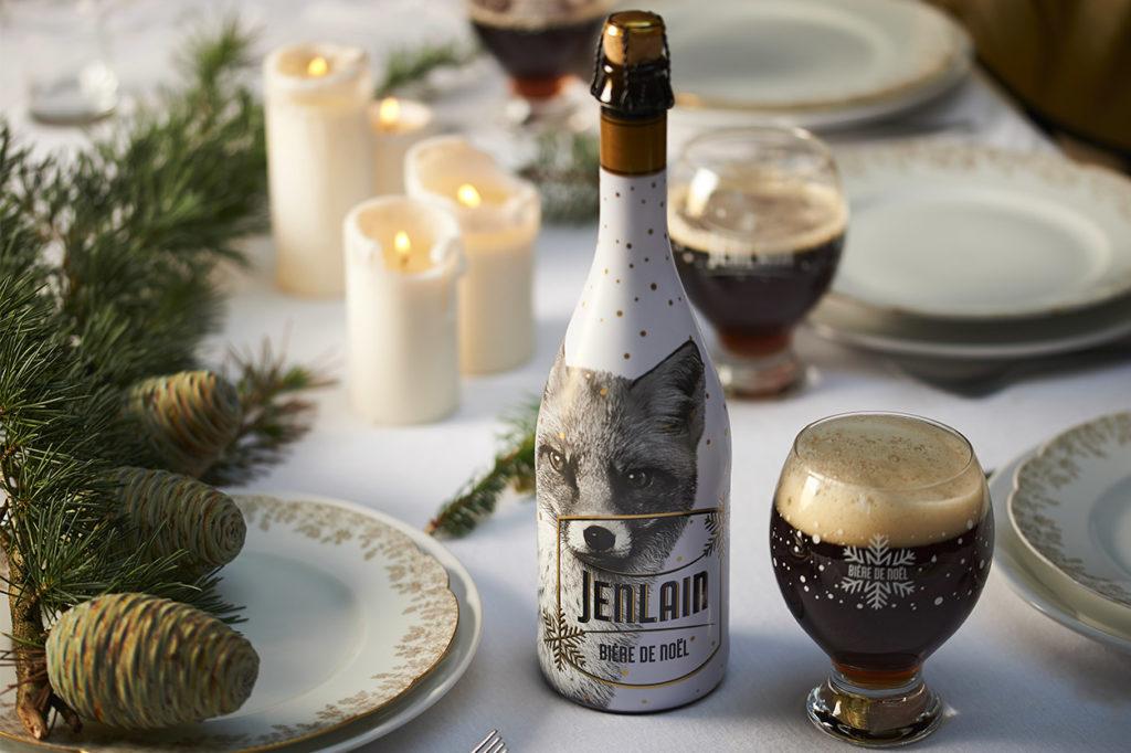 Bière de Noël édition 2019 Jenlain