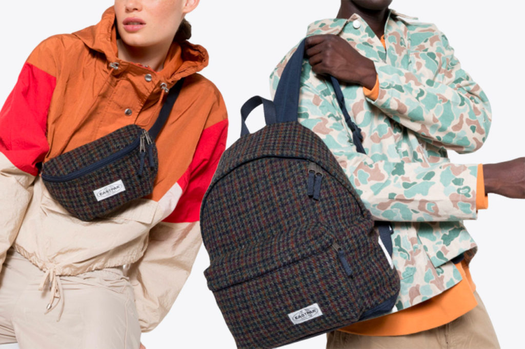 Harris Tweed x Eastpak