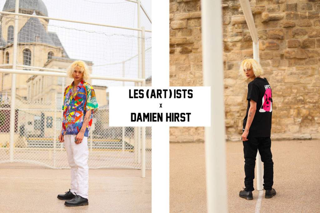 Collection capsule LES (ART)ISTS x Damien Hirst