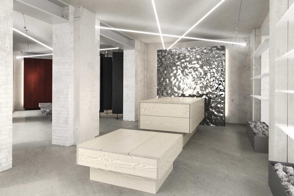 Sandqvist ouvre sa première boutique parisienne