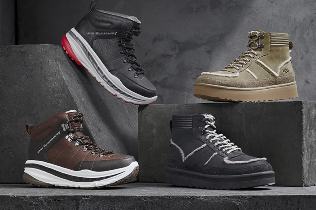 UGG x White Mountaineering Automne/Hiver 2019