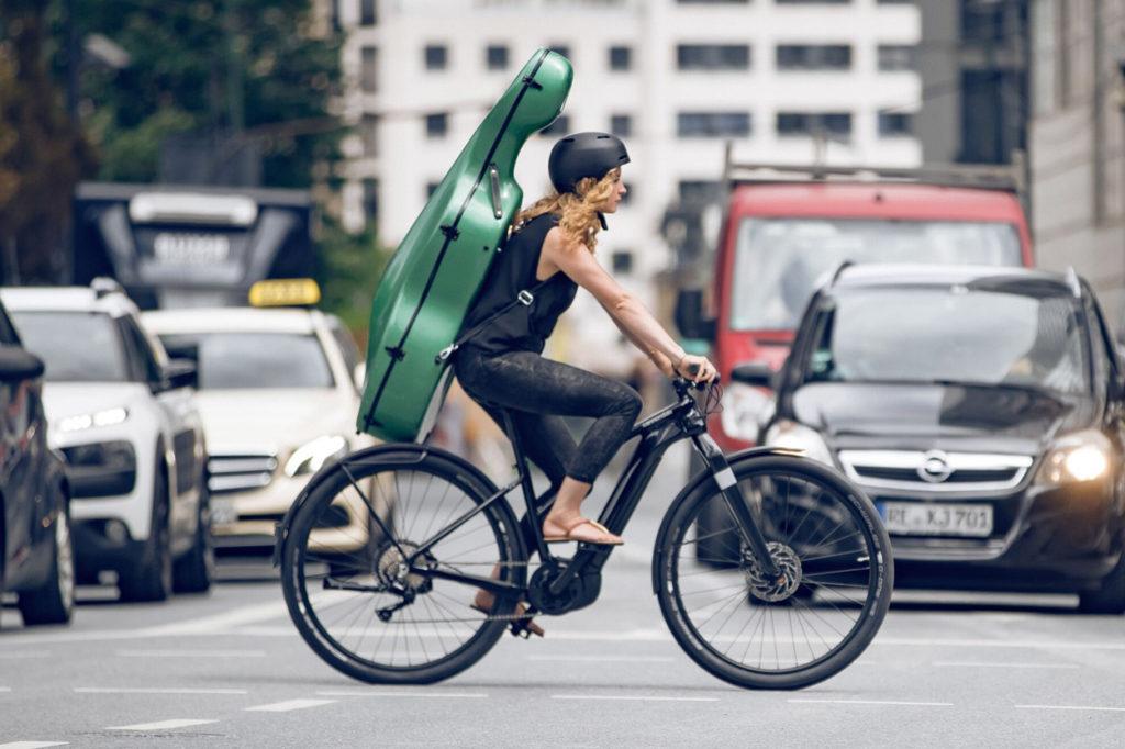 Vélo électrique Cannondale Canvas NEO