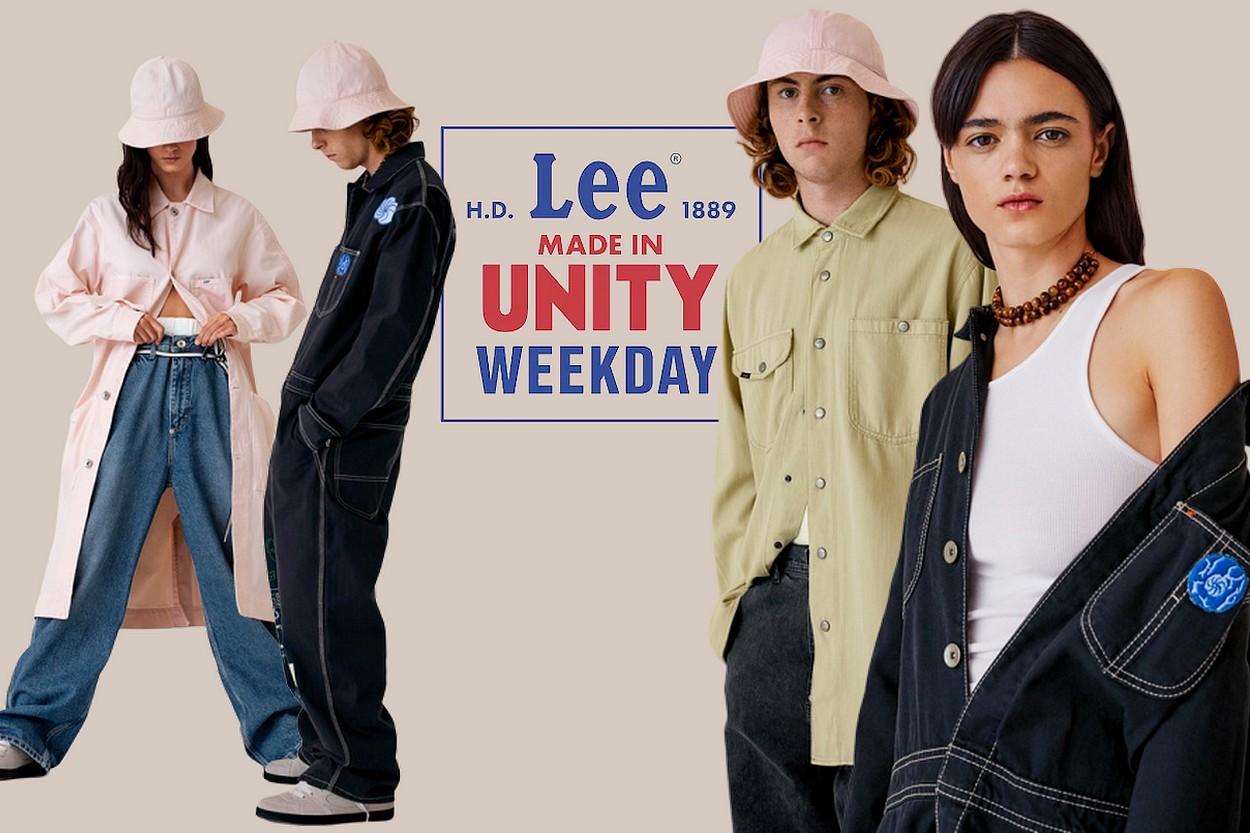 Weekday x Lee