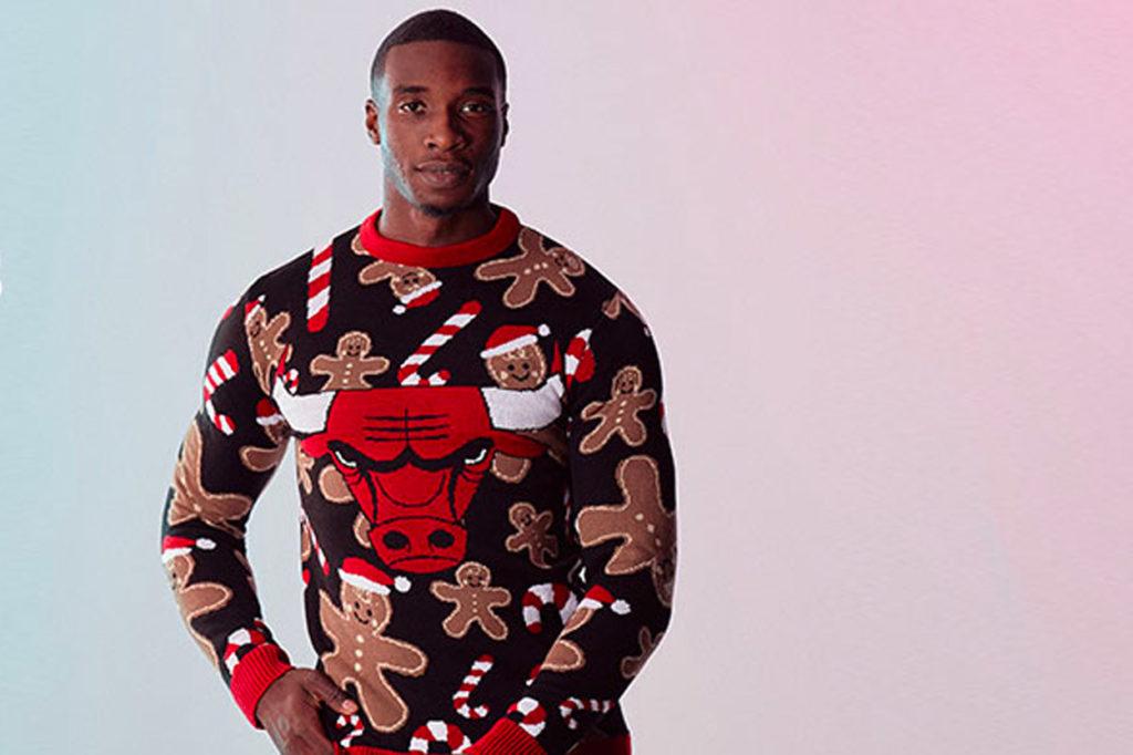 Pulls de Noël NBA