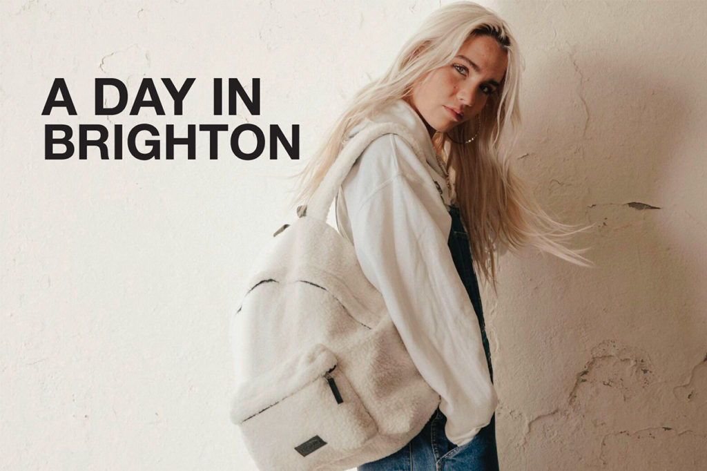 A Day In Brighton Eastpak Holiday 2019