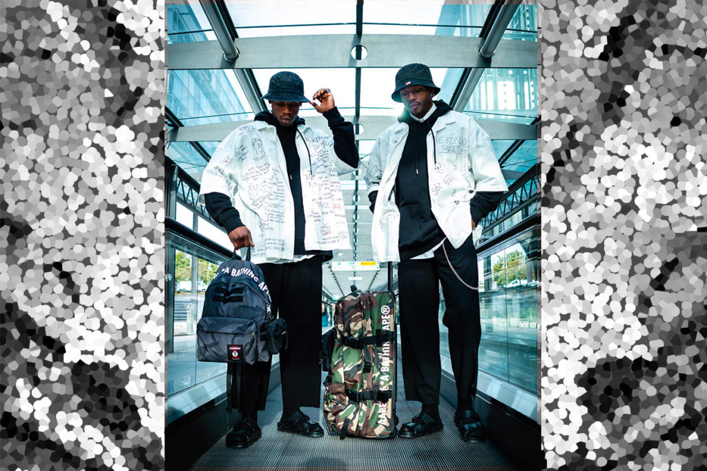 AAPE by A Bathing Ape x Eastpak