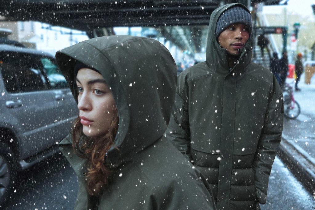 adidas Outdoor MYSHELTER Climaheat Parka
