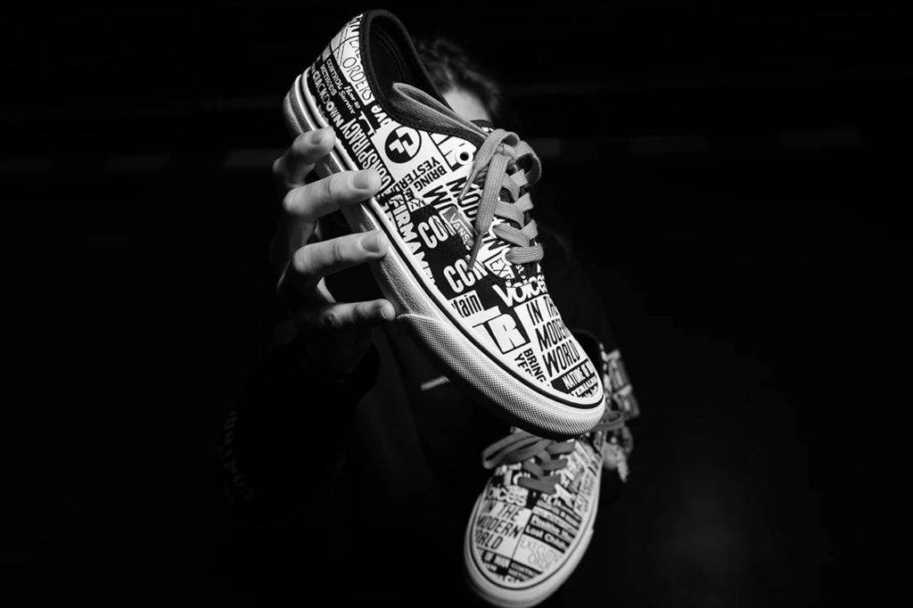 "Collection Vans Vault x Firmament ""Modern Life"""