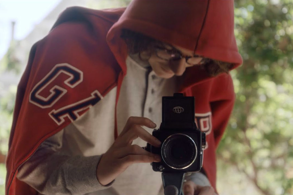 "Campagne Gap Holiday 2019 ""Gift the Thought"" avec le film ""The Hoodie"""