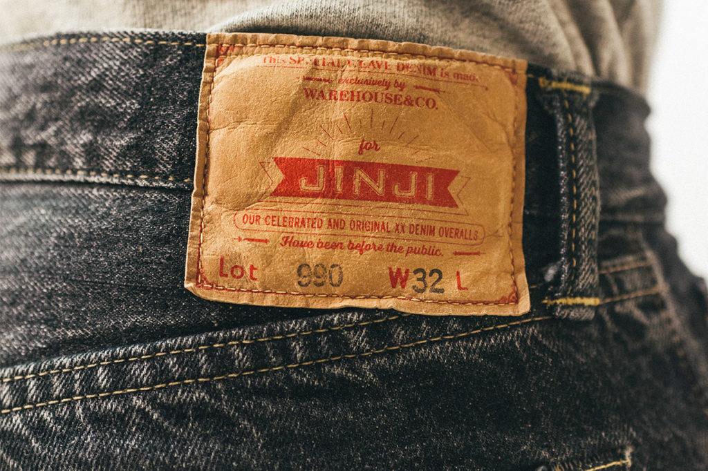 Jinji x Warehouse & Co