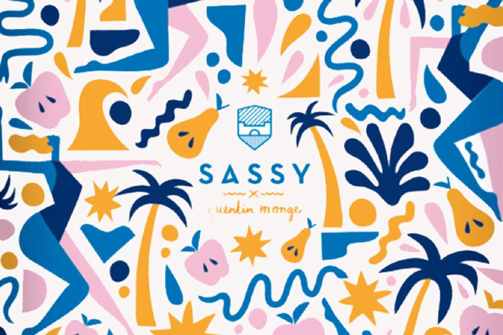 Maison Sassy x Quentin Monge