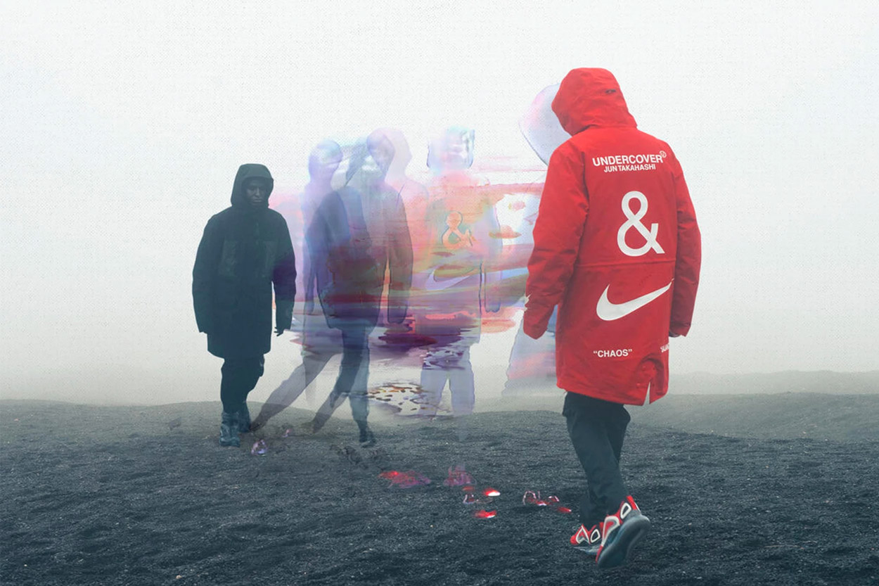 Nike x UNDERCOVER Automne/Hiver 2019