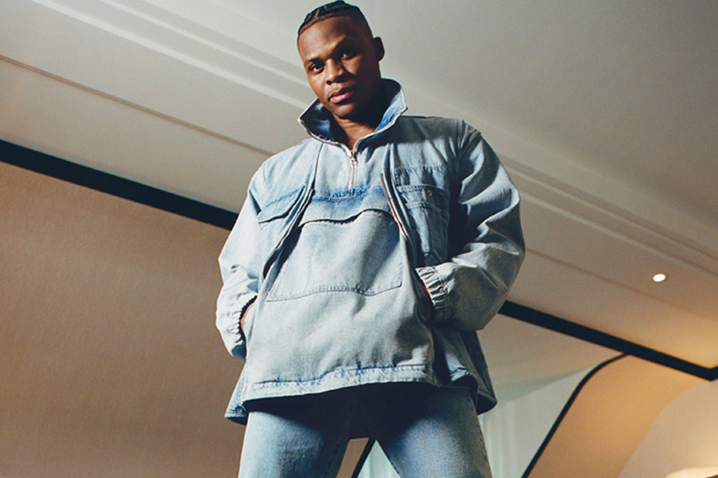 Collection capsule Russell Westbrook x Acne Studios Automne/Hiver 2019
