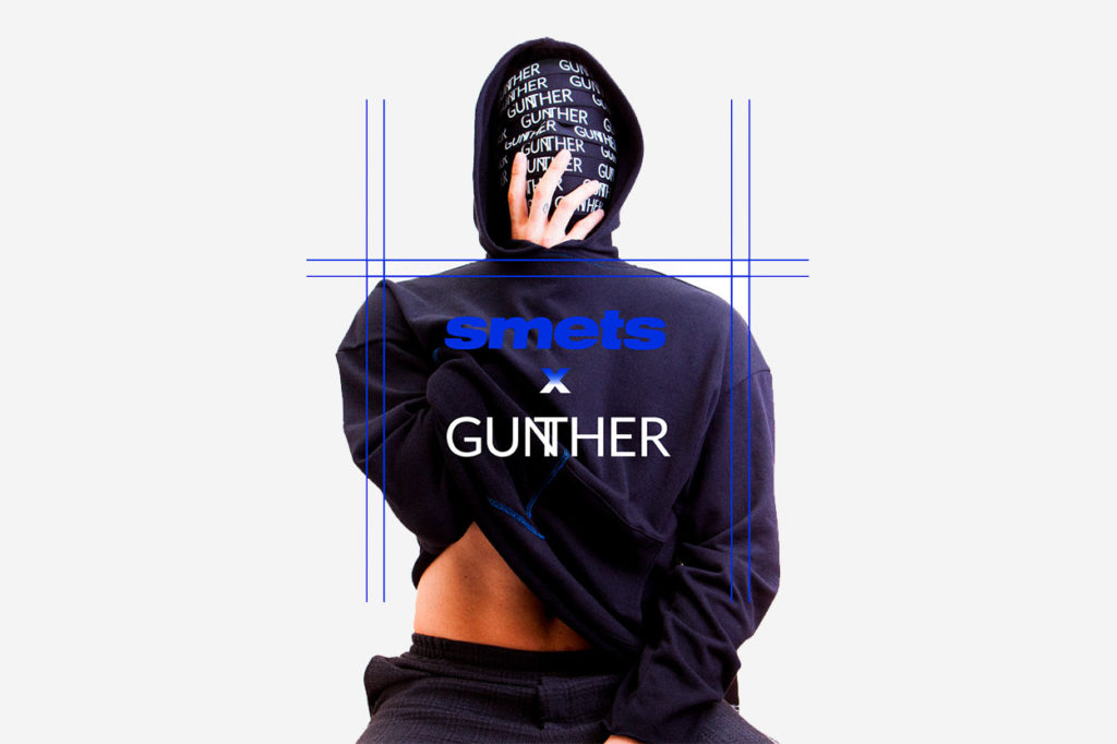 Collaboration GUNTHER x Smets