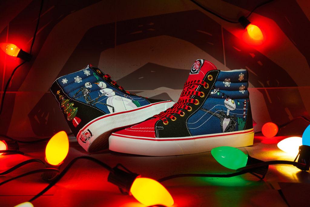 Vans x L'étrange Noël de Monsieur Jack