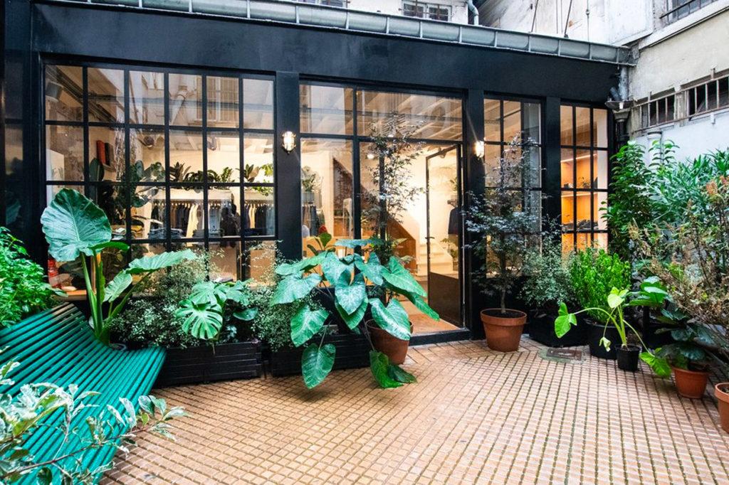 VBS - rue d'Aboukir Paris