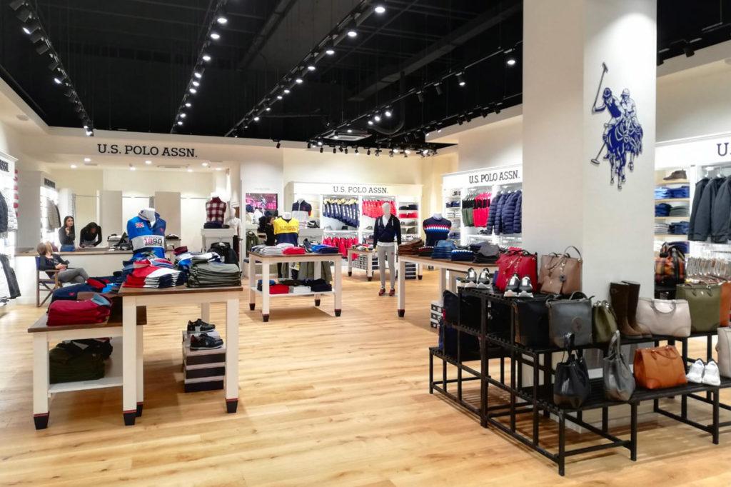U.S. Polo Assn. vient d'ouvrir sa nouvelle boutique à Paddock Paris